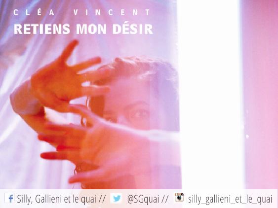 Jeu-concours Cléa Vincent @Silly, Gallieni et le quai