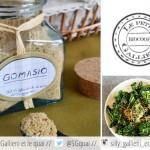 GOMASIO. Le joli produit du Biocoop – Le Petit Gallieni