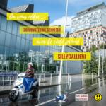 CADEAU. 20 minutes de scooter offertes