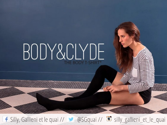 BODY&CLYDE @Silly, Gallieni et le quai
