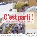 C'EST PARTI ! Le marathon des Hauts-de-Seine est de retour