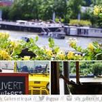 3 endroits incroyables pour manger au bord de la Seine !