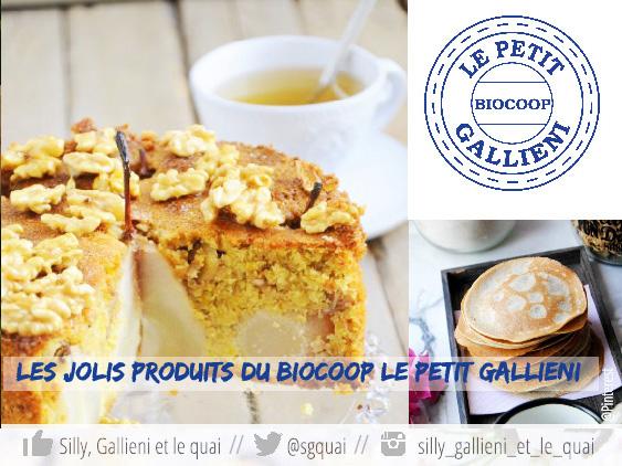 Biocoop Le Petit Gallieni @Silly, Gallieni et le quai
