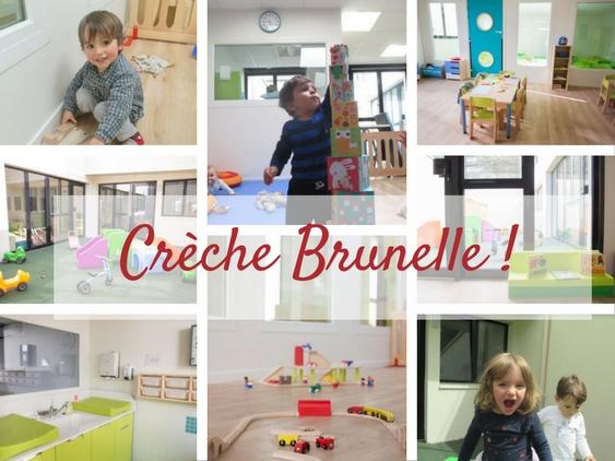 La crèche Brunelle, rue Bellevue @Silly, Gallieni et le quai