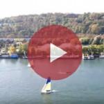 TIMELAPSE. Un ballet de voiliers sur la Seine comme vous en avez rarement vu !