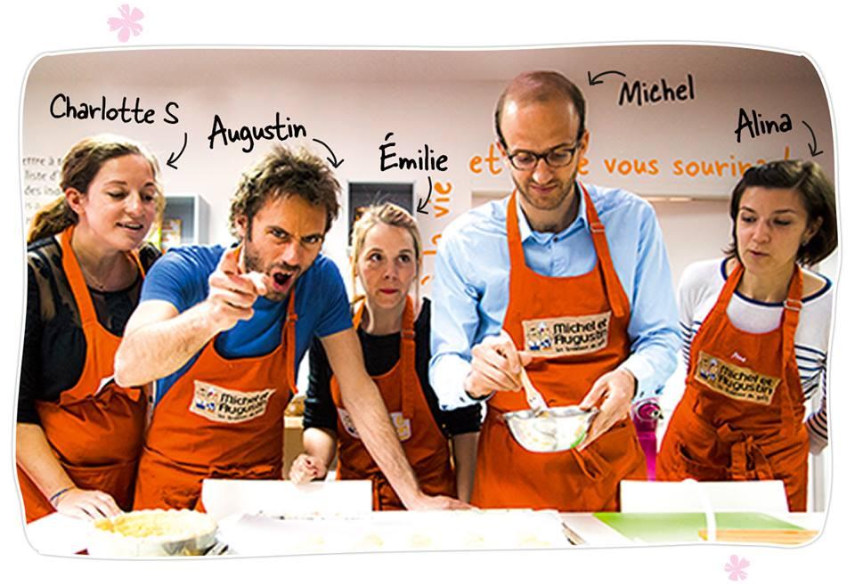 Michel et Augustin @Silly, Gallieni et le quai