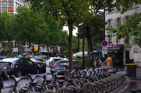 Boulogne Velib : les 3 stations du quartier Silly-Gallieni - Silly ...