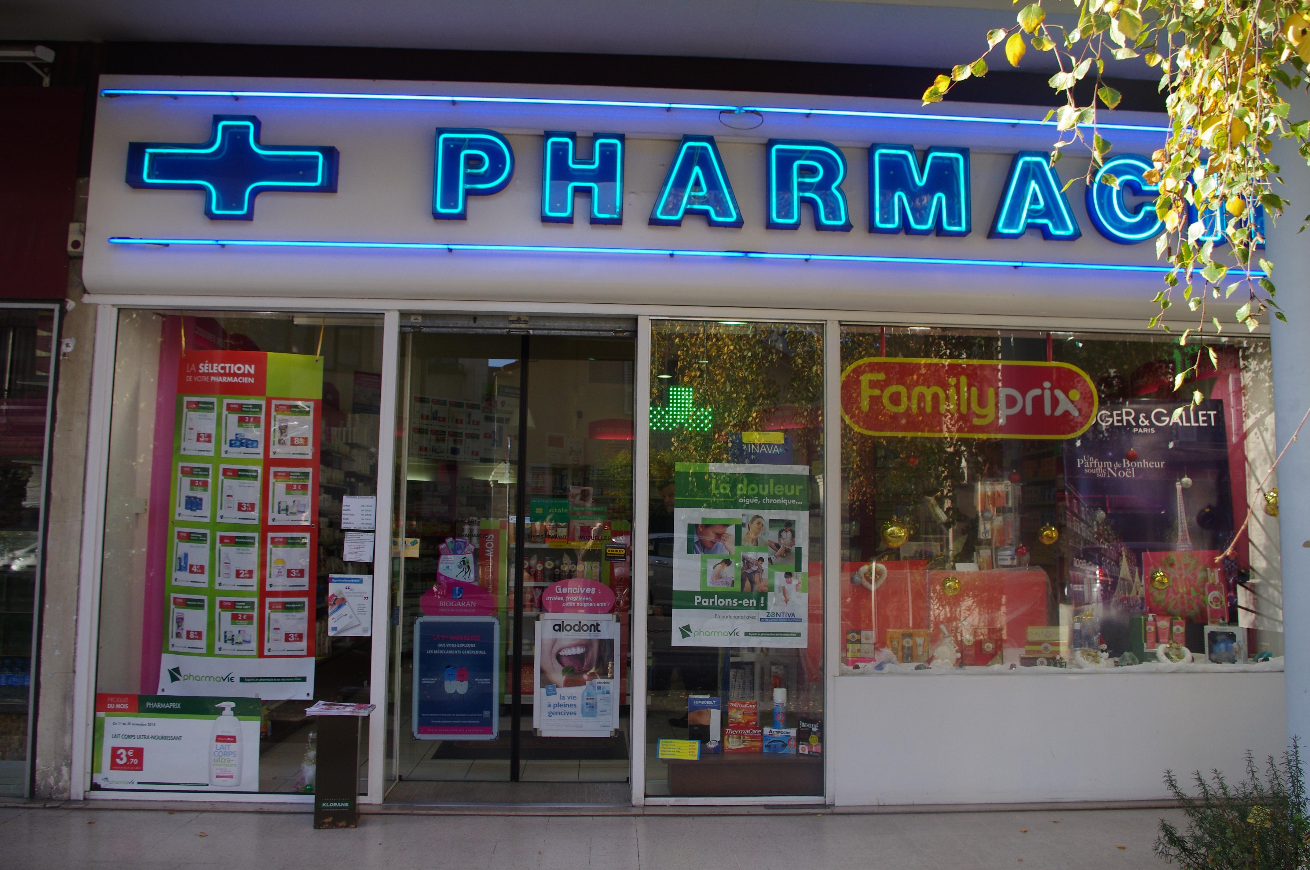 Les 5 conseils de la pharmacie khiat et icart pour passer for Pharmacie de la claire