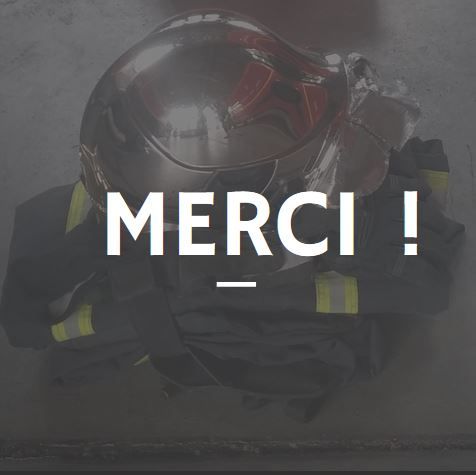 Remercier les pompiers @silly, gallieni et le quai