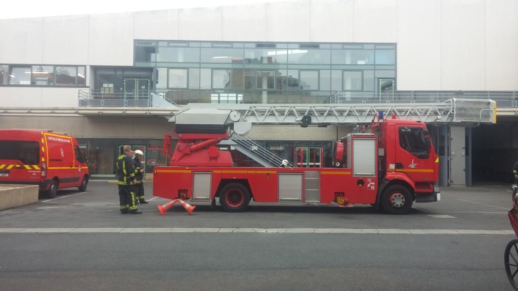 Pompiers de Boulogne : la caserne 55, rue Gallieni @silly, gallieni et le quai