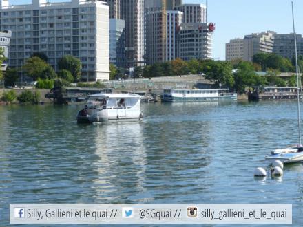 Passeurs de Seine @Espaces