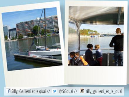 Passeur de Seine @Espaces