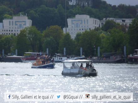 Se déplacer sur la Seine : Passeur de Seine @Espaces