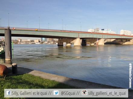 Pont de Sèvres @Wikimedia Commons