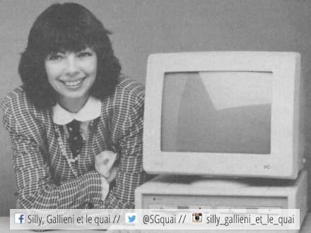 Marion Vannier, PDG d'Amstrad de 1982 à 1992