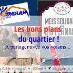 Goûter de Noël, Big Fernand solidaire, voiles sur la Seine et exposition gratuite… Les bons plans du quartier !