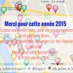 Silly, Gallieni et le quai en 2015 : des bons plans, une carte interactive et une 1ère campagne de publicité