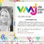 Tiphanie de Malherbe a crée le service Vie mon Job. Une aide pour se reconvertir. Elle est notre voisine de quartier
