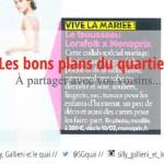 Lorafolk à Boulogne-Billancourt : robe de mariée pas cher au Monoprix route de de la Reine !