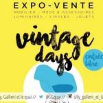 Vintage days à Boulogne-Billancourt : 5 objets pour un budget de 50€ (jeu-concours à l'intérieur)
