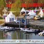 Boat en Seine : les photos de l'événement depuis Boulogne-Billancourt !