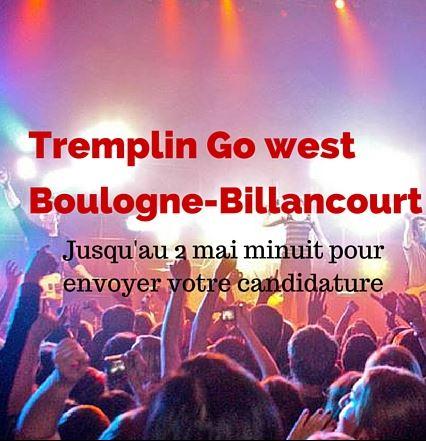 Tremplin Go West Boulogne-Billancourt @Silly, Gallieni et le quai