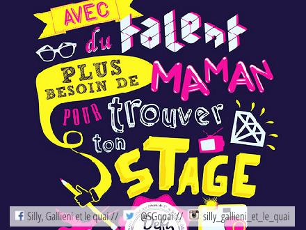 Gagnez un stage au sein de l'agence Young et Rubicam ! @Silly, Gallieni et le quai