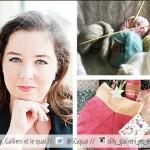 Les apéros-tricot de Boulogne : Clémence Barrabé a crée ce rendez-vous à Boulogne. Elle est notre voisine de quartier