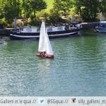 PHOTOS. Un dimanche nautique sur les bords de Seine