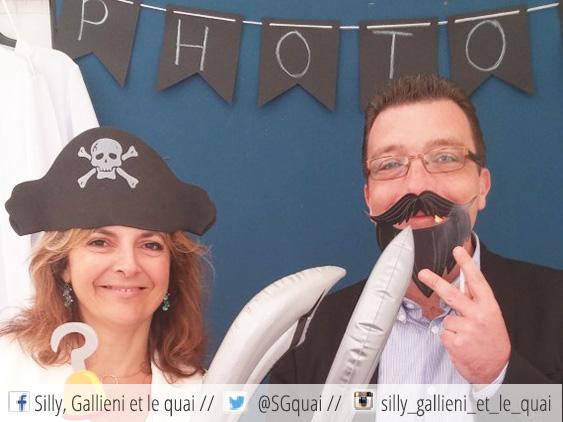 La Fête des cigales @Silly, Gallieni et le quai