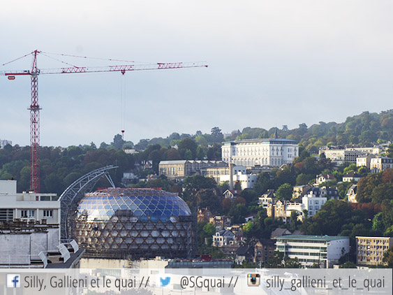 La Seine Musicale @Silly, Gallieni et le quai