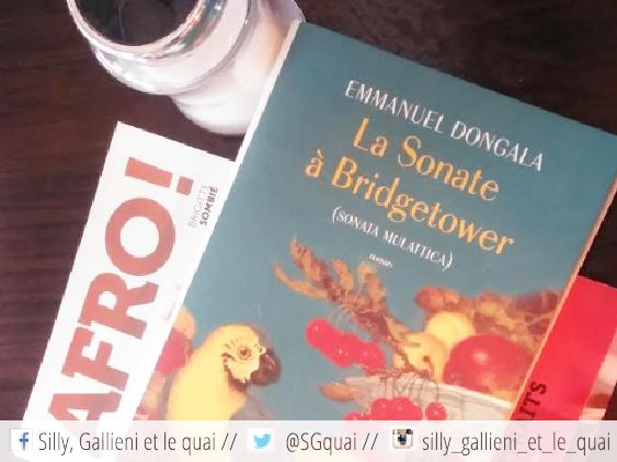Lis Thé Ratures @Silly, Gallieni et le quai