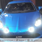 ALPINE : 1er showroom à Boulogne-Billancourt