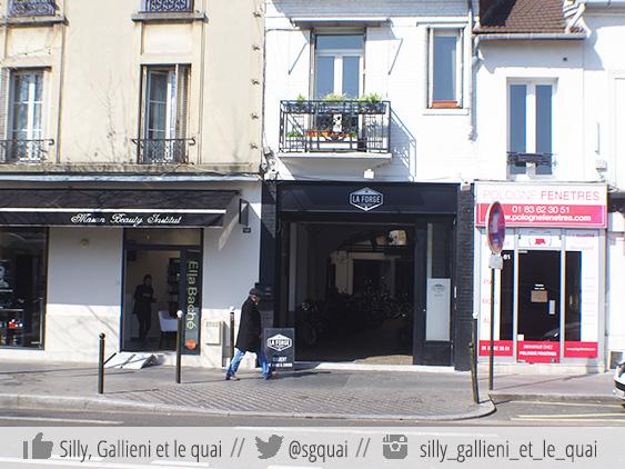La Forge à Boulogne-Billancourt