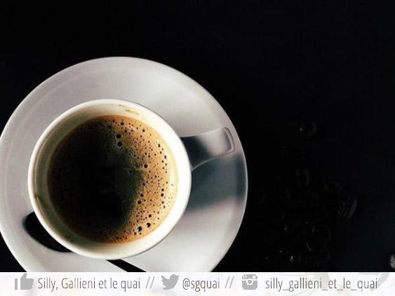 Café de La Poste @Silly, Gallieni et le quai