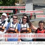 ☼ Voile sur Seine : un moment de pur bonheur avec les gagnants de notre concours instagram !