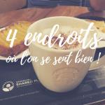 4 adresses (très pratiques) où boire un café et sortir son ordi !