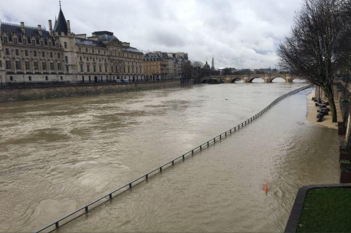 Pont au Change @AudeBariety