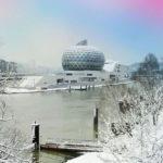 Neige à Boulogne-Billancourt : les photos que l'on a adorées