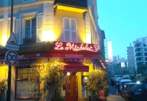 Le restaurant Le Michelet @Silly, Gallieni et le quai