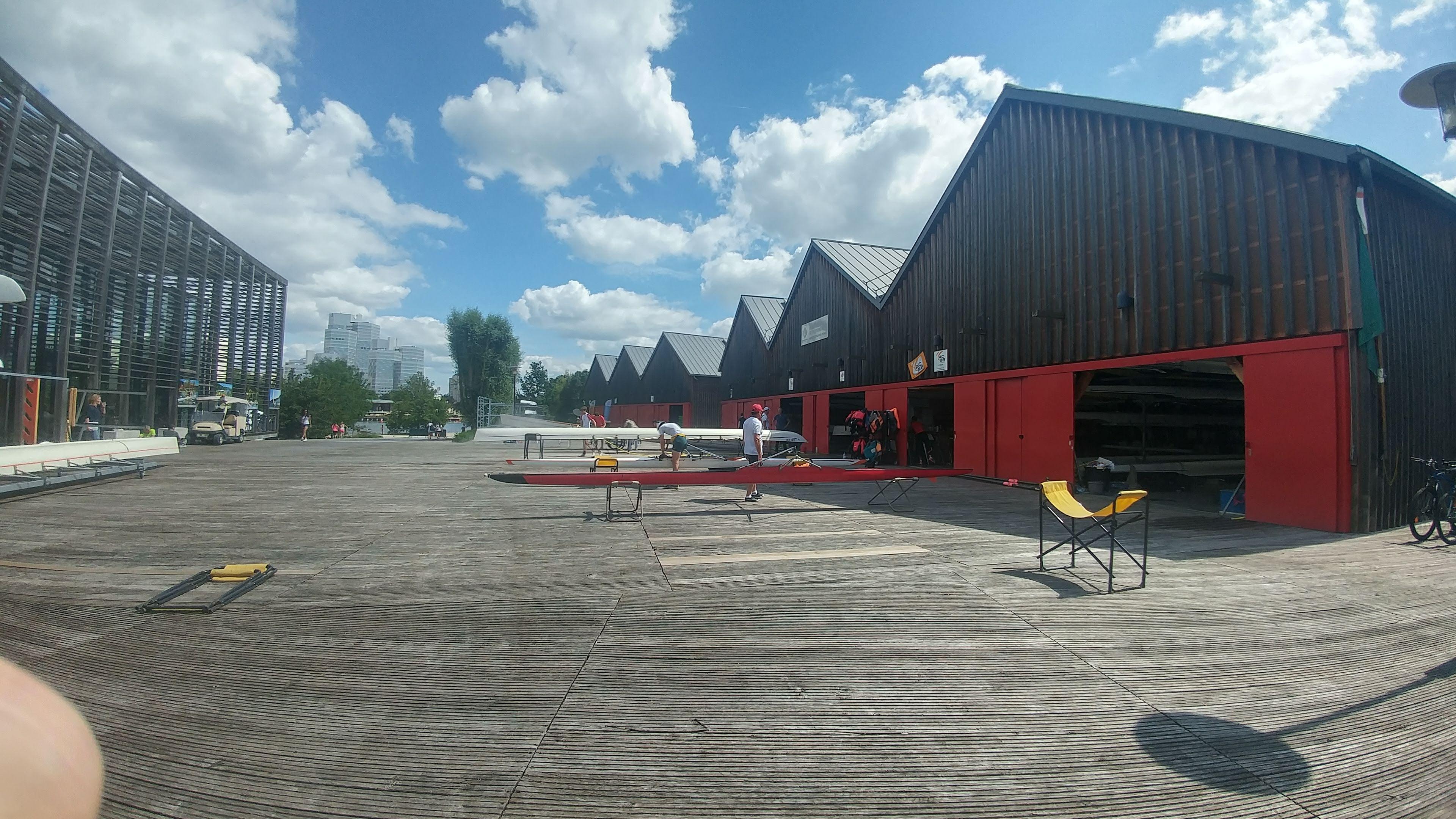 Base nautique départementale @Happy Seine