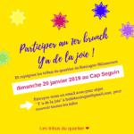 Le 1er brunch Y'a de la joie : Réservez votre place et rejoignez les tribus du quartier de Boulogne-Billancourt