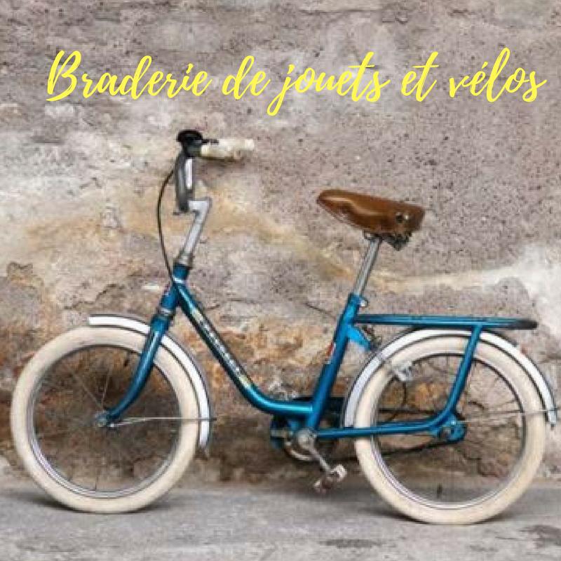 Braderie vélos et jouets à Sèvres @Silly, Gallieni et le quai