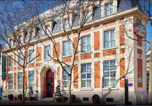 @Courtyard Marriott Paris-Boulogne