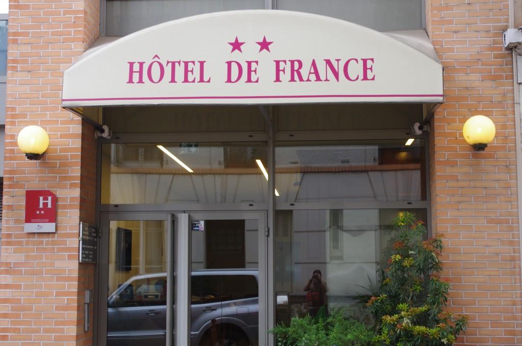 Hôtel de France @silly, gallieni et le quai