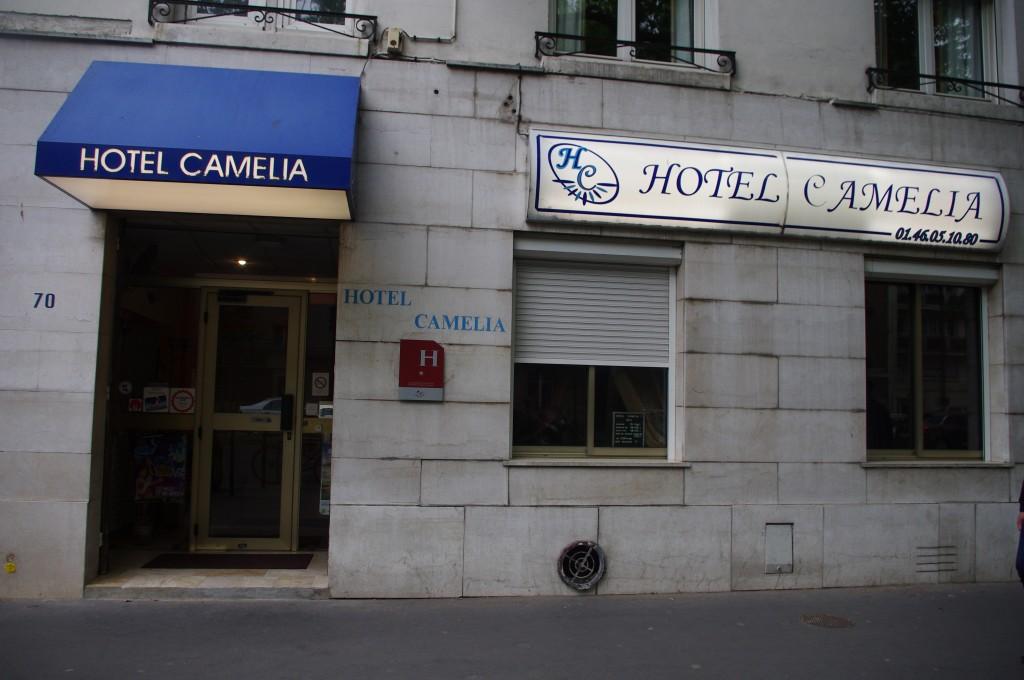 Hôtel Camelia @silly, gallieni et le quai