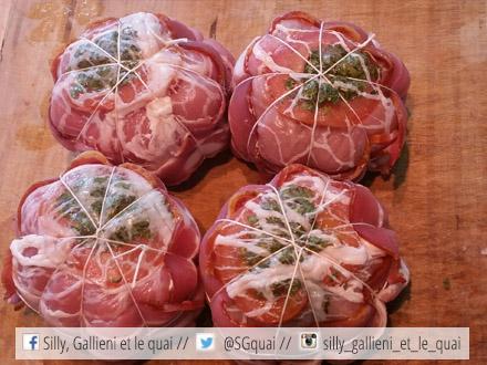 Les paupiettes de veau de la boucherie Didier @Silly, Gallieni et le quai