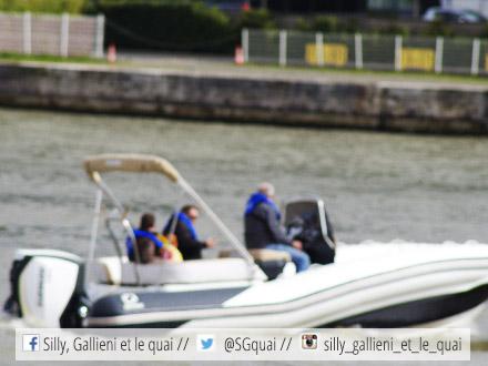 Boat en Seine @Silly, Gallieni et le quai