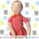 TUTO : Réaliser 1 poupée-tricot grâce à ce patron !