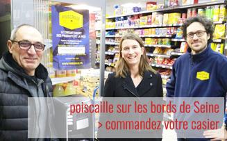 Poiscaille à Boulogne-Billancourt